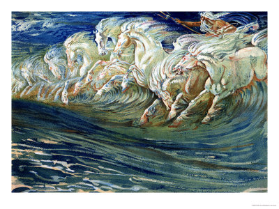 walter-crane-neptunes-horses-illustration-for-the-greek-mythological-legend-published-in-london-1910